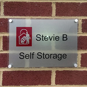 brighton & Hove Self Storage badge for Stevie B Self Storage