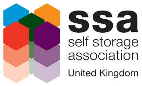 Stevie B Self Storage - Self Storage Association Badge